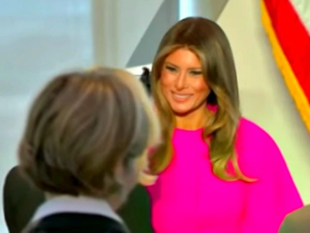 Melania Trump Speaks Out Against Cyberbullying In UN Speech