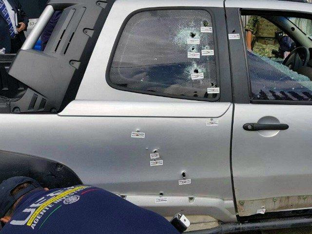 Michoacan murder