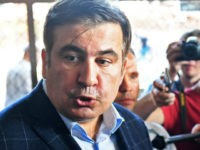 Former Georgian President and Ukrainian Gov. Mikheil Saakashvili, exiled from Ukraine when current President Petro Poroshenko revoked his citizenship, reentered the country on Sunday after a crowd of supporters pushed back border agents keeping him away