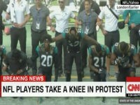 Multiple Players Kneel During National Anthem of Ravens-Jaguars London Game
