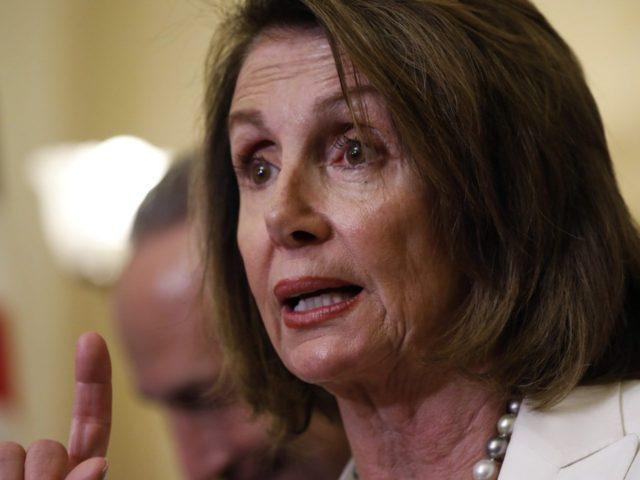 Pelosi defends Dream Act, deal with Trump at Sacramento event