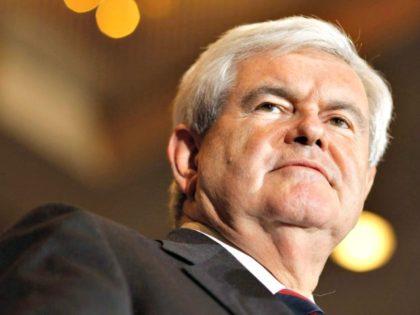 Newt Gingrich Getty