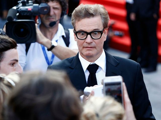 Actor Colin Firth becomes Italian citizen