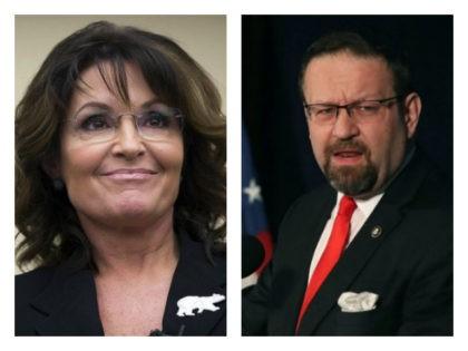 Dr. Sebastian Gorka to Campaign for Judge Roy Moore Alongside Sarah Palin in Alabama