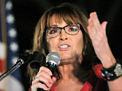 New Yorker: Sarah Palin Promises Alabamians That a Vote for Roy Moore Is a Vote for Trumpism