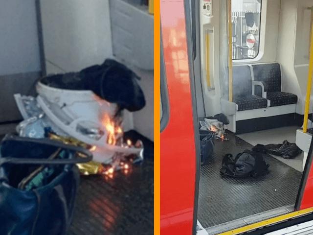 Terror in London: Passengers Injured as Device Detonates on Tube, Manhunt Underway