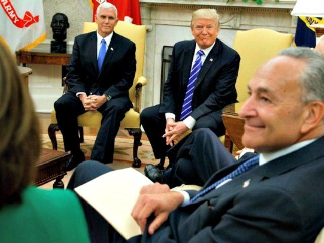 President, Schumer, Pelosi