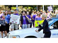Protest Against Gorsuch Pablo Martinez MonsivaisAP