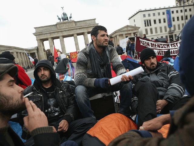 asielzoekers Berlijn