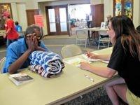 Registering Wisconsin Voter AP PhotoScott Bauer