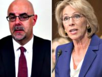 Rob Ranco attacks Betsy DeVos