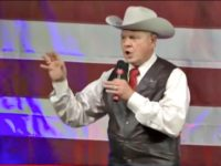 Judge Roy Moore: 'If They Can't Beat Me with $30 Million…There's a Crack in the Dam'