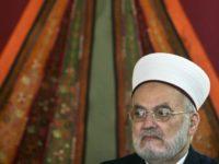 Sheikh Ekrima Sa'id Sabri