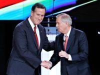 Santorum, Graham AP:John Locher