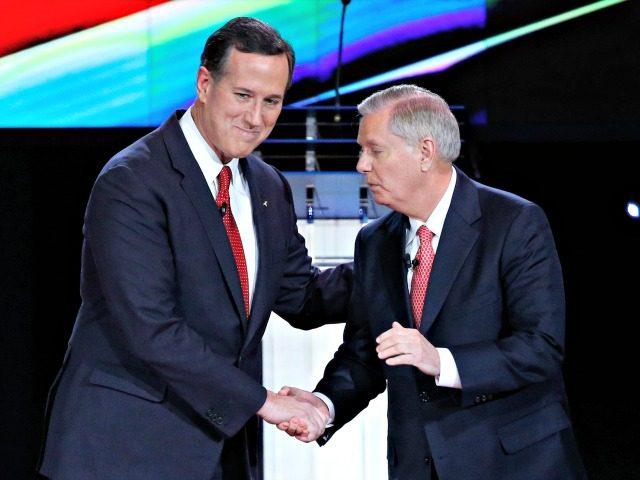 Santorum, Graham AP:John Locher