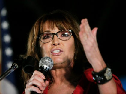 Sarah Palin: Big Luther Got His Senate Seat from Corrupt 'Quid Pro Quo' – 'an Old Eskimo Term for That Which Fertilizes the Swamp'