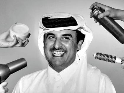 Qatar ad (Courtesy Rabbi Shmuley Boteach)