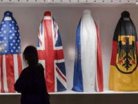 Islam Europe Burqa Face Veil Niqab