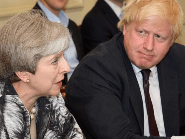 Boris Johnson Challenges PM Demands Short Brexit 'Transition Period'Leon Neal  APby Liam Deacon29 Sep 2017029 Sep 201729 Sep 2017