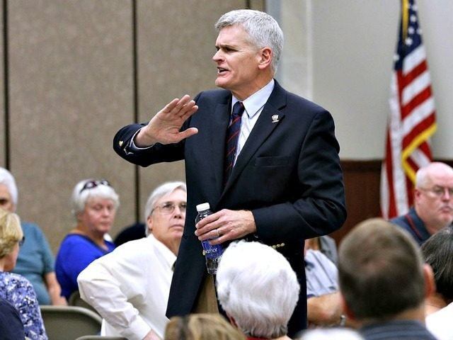 Sen Bill Cassidy Getty