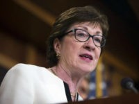 GOP Sen Collins: Kavanaugh Said He Thinks Roe Is Settled Law