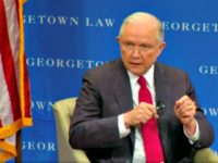 Sessions Georgetown Law CNN