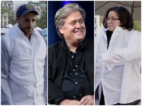 'New York' Magazine Obsesses Over Steve Bannon's Layered Shirts: 'His Heart and Soul Are Cold'