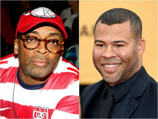 Spike Lee, Jordan Peele Team for 'Black Klansman' Thriller