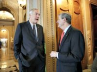 Trump Claims Former Washington Lobbyist Luther Strange Is a D.C. Newcomer