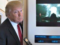 Trump Air Force One AFP