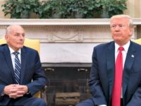 Trump and Gen. Kelly AFPGetty