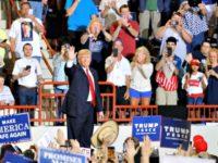 Trump in Pennsylvania AP