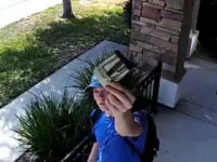 WATCH: California Teen Returns Wallet Containing $1,500 to Owner