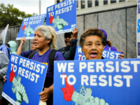 We Persist to Resist Eduardo Munoz AlvarezGetty ImagesAFP