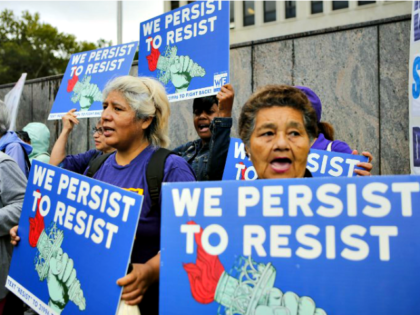 We Persist to Resist Eduardo Munoz AlvarezGetty ImagesAFP
