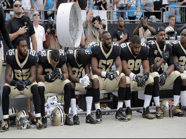 Louisiana GOPer Wants To Nix Funding For NFL's Saints After Players Protest