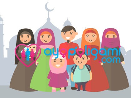 Indonesia Debuts 'Let's Do Polygamy' Dating App, First Wife Approval Required