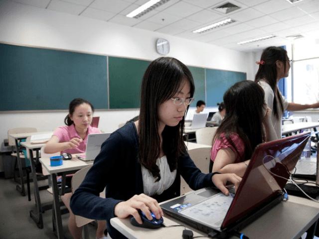Students in a university classroom in Beijing. Credit in Pictures Ltd./Corbis, via Getty Images