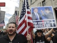 Iraqi Detainee Protest