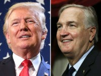 Donald Trump Praises 'Loyal' Luther Strange Despite Filibuster Flip Flop
