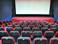 empty movie theater AFP
