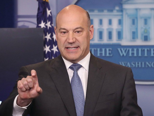 Gary Cohn Plans Climate Change Meeting with World Leaders at United Nations