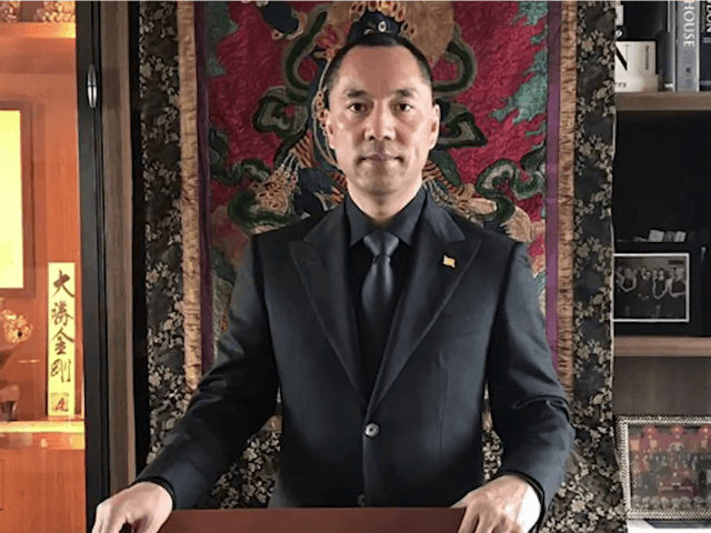 RFA Discussion - Guo Wengui a Chinese billionaire businessman turned political activist