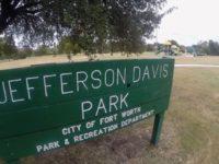 jefferson davis park ftw