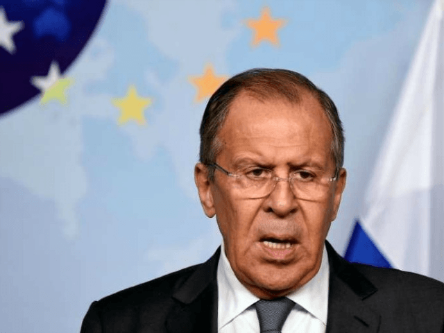 "Russian Foreign Affairs Minister Sergei Lavrov said President Obama's ""outrageous"" move to seize diplomatic compounds was designed ""to poison Russian-American relations to the maximum and do everything to put the Trump administration in a trap"""
