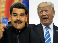 Reports: Trump Admin Considers Branding Venezuela State Sponsor of Terrorism