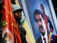 Maduro joined his army top brass at a military exercise near the northern city of Maracay, where he reminded them of their obligation to defend the country