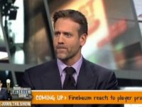 "Tuesday, ESPN ""First Take"" co-host Max Kellerman reacted to Cleveland …"