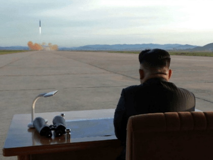 North Korea Claims Kim Jong-Un 'Personally' Launched ICBM at Japan