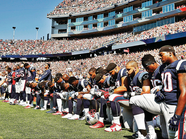 Legislation Seeking to Strip Taxpayer Funding from Sports Arenas Gains Momentum Following National Anthem Protests - Breitbart